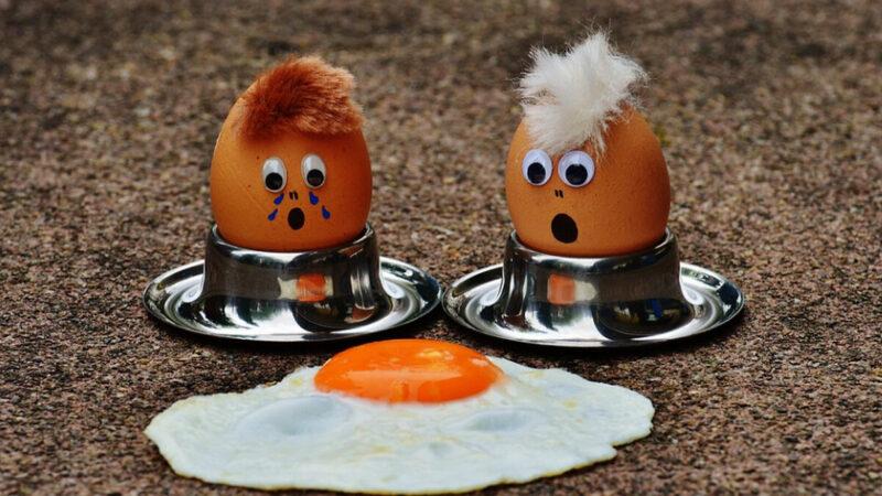 白水煮雞蛋 最營養的吃法