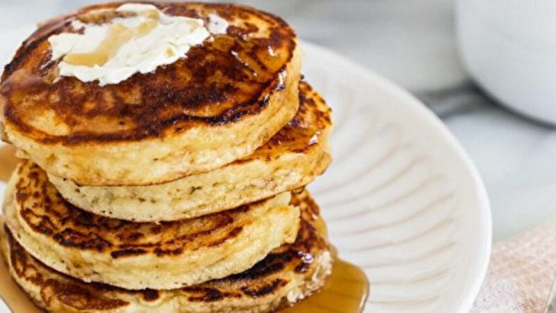 每次都能做出鬆軟鬆餅的祕訣——杏仁粉