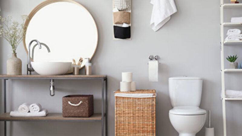 浴室髒了才打掃? 每天10分鐘事半功倍