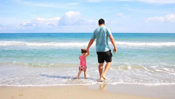 人們説女兒是爸爸的前世情人 真實案例