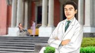 惶惶病患碰上慈悲为怀的名医教授