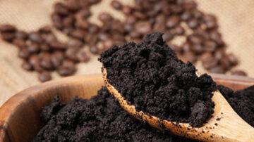 咖啡渣別丟!7大妙用高效除臭、去濕和清潔