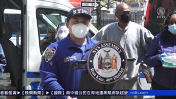 获颁NYPD杰出警官 华裔黄凌钦:放弃小我顾全局