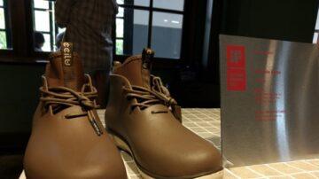 咖啡渣鞋 台湾输出全球约40国