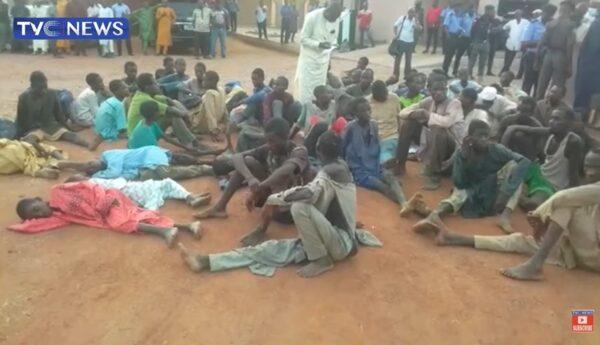 突襲土匪營區 尼日利亞警方救出187人質