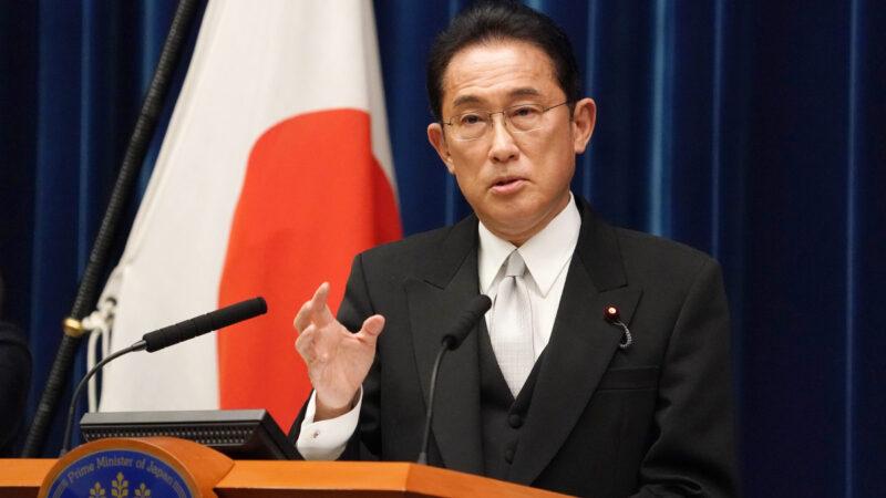 拜登与日本首相会谈 重申加强美日同盟关系