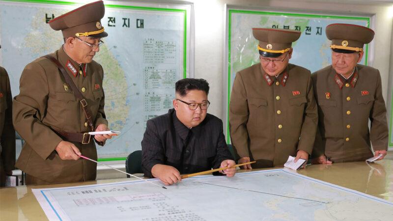 金正恩聲稱要建「無敵」軍隊 專家:替核武計劃找藉口