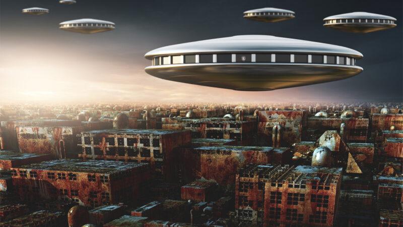 前美軍官:外星人對核武器做手腳 國會應調查