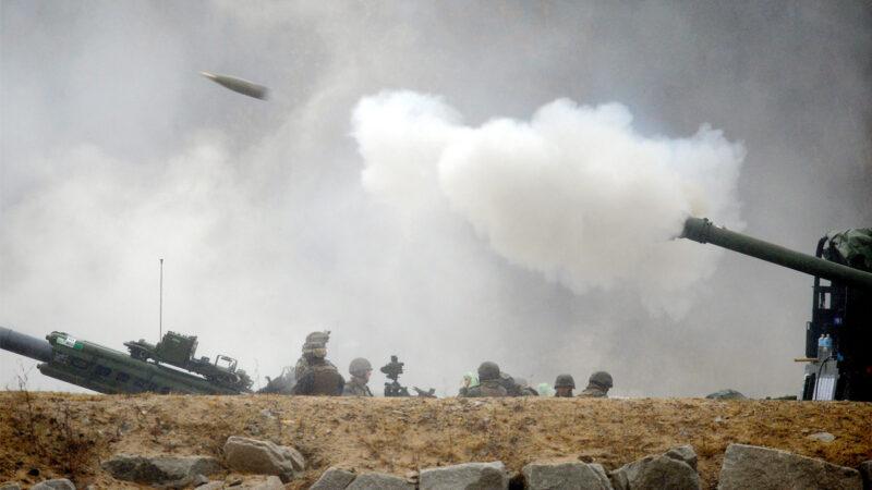 印度在邊界部署M777榴彈炮 中共反應激烈