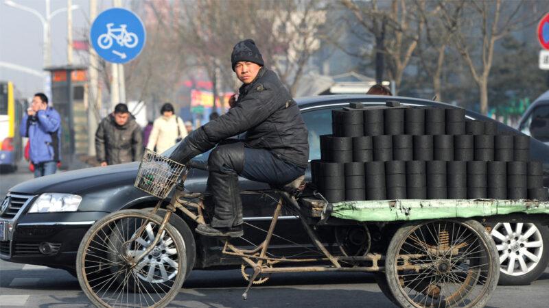 無視國際制裁 中共偷偷轉運朝鮮煤炭