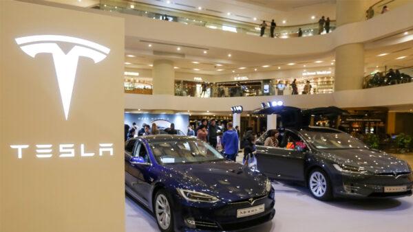 9月中國汽車銷量整體下滑 特斯拉逆襲售5.6萬輛