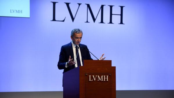 """中共推""""共同富裕"""" LVMH证明对富人无影响"""