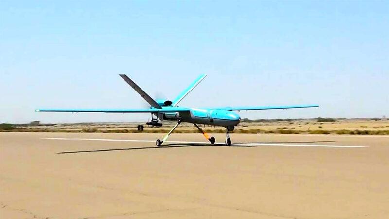 反对派:伊朗用无人机进行恐怖行动 中共提供原料