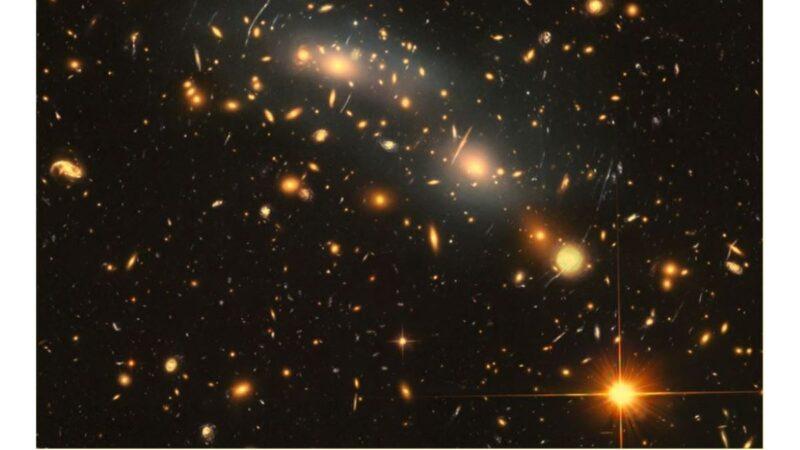 科學家在「時間的盡頭」意外發現古老星系
