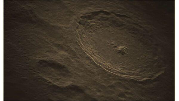 雷達新技術拍攝到迄今最高分辨率月球照片