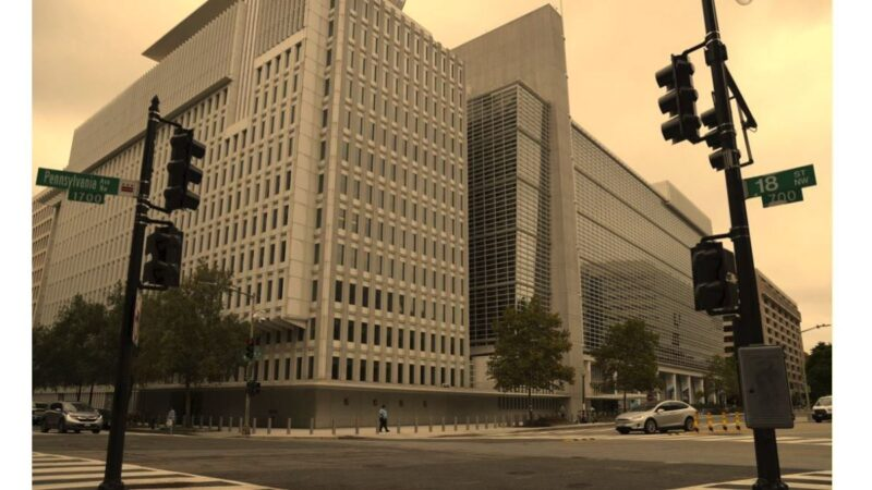 國際貨幣基金組織發布通脹警報 下調全球增長預測
