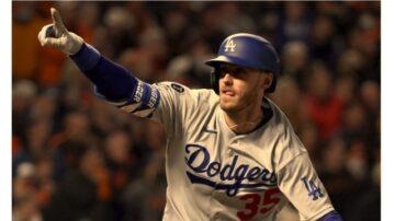 MLB道奇季後賽神奇調度 百勝巨人遭淘汰