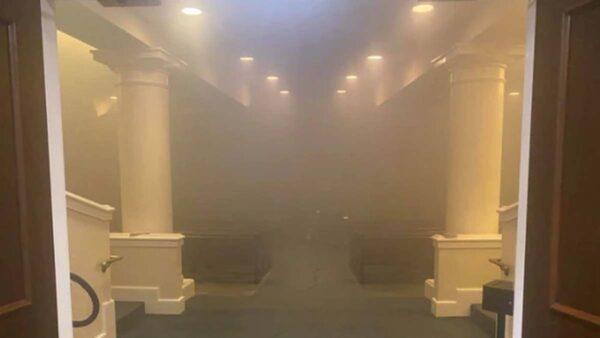 中国留学生在阿州教堂纵火被逮捕  签证作废