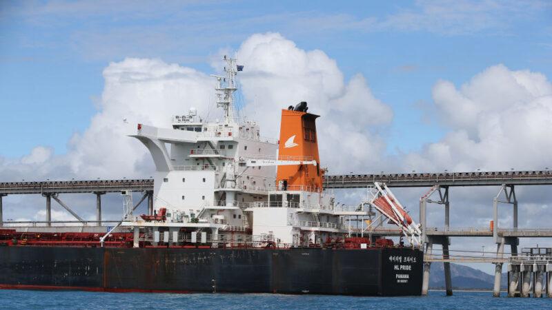 限電救急 傳中國悄悄開放澳煤船卸貨