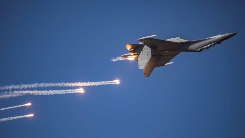 軍事專家:中共軍機4天擾台成本上億美元
