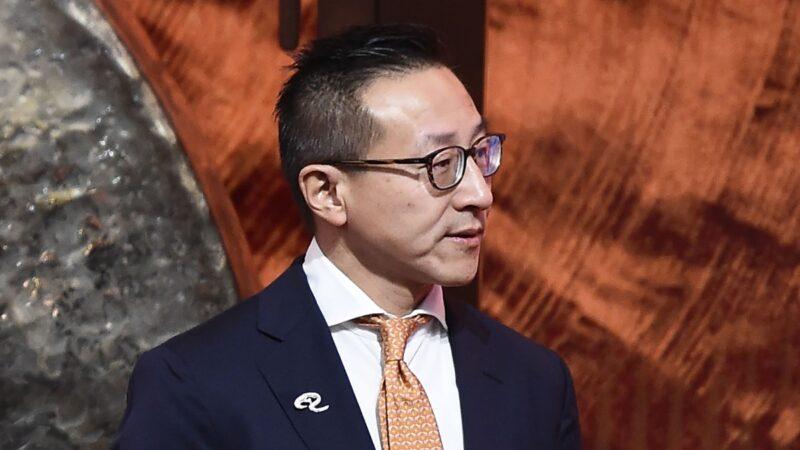 潘朵拉文件:蔡崇信借境外公司操盤阿里巴巴