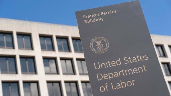 美劳工部:申请失业救济金人数大幅下降