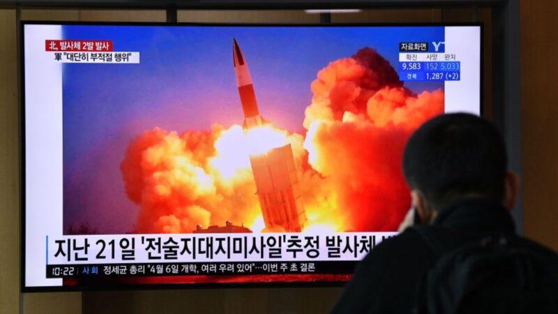 朝鲜频射导弹 舆论关注日本是否发展核武军备