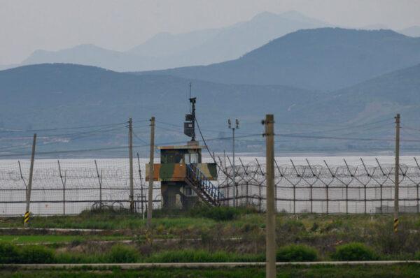 韓朝恢復跨境通訊 專家稱是朝鮮「象徵性」舉動