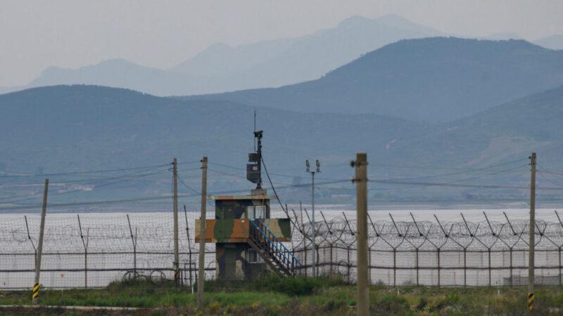 """韩朝恢复跨境通讯 专家称是朝鲜""""象征性""""举动"""