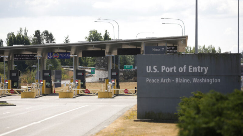 美11月向加拿大、墨西哥重新開放陸地邊境
