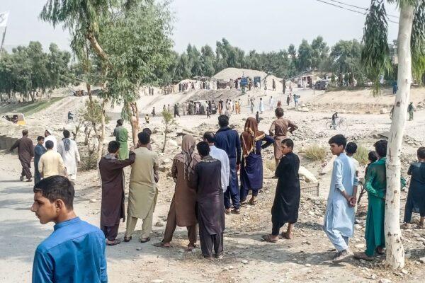 局势未平 塔利班在阿富汗东部遭攻击酿4死