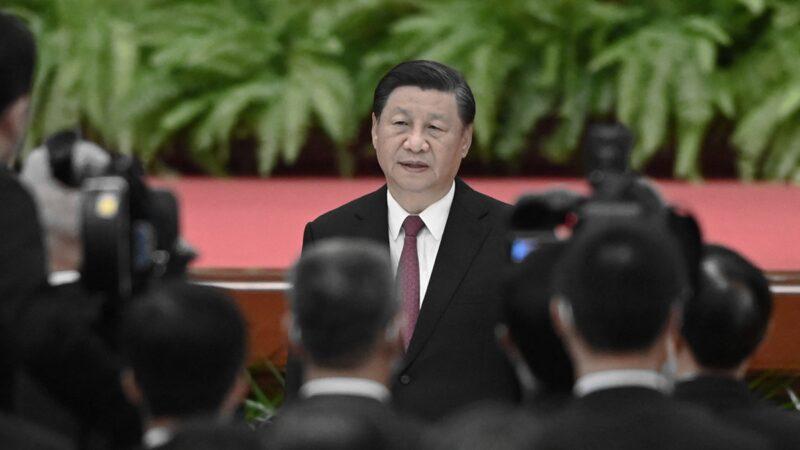 北京十一招待会 李克强讲话低调 习近平难见笑容