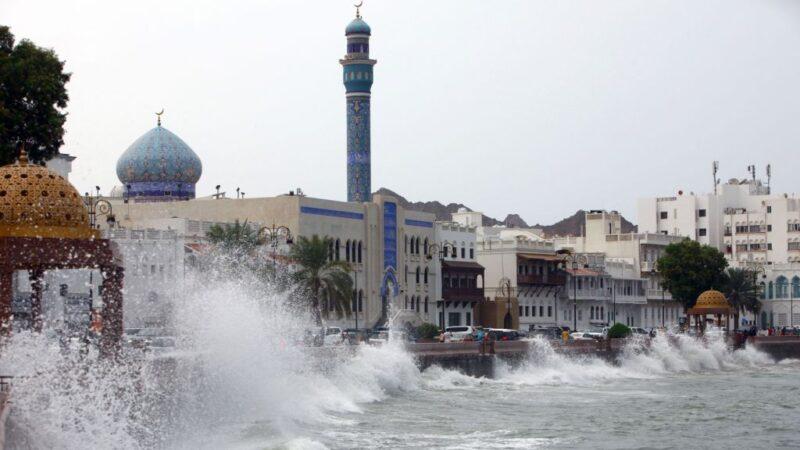 熱帶氣旋橫掃阿曼伊朗釀9死 阿聯酋和沙特戒備