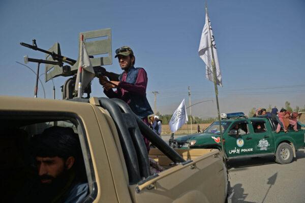 报复攻击 塔利班派兵清剿伊斯兰国基地