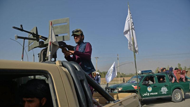 報復攻擊 塔利班派兵清剿伊斯蘭國基地