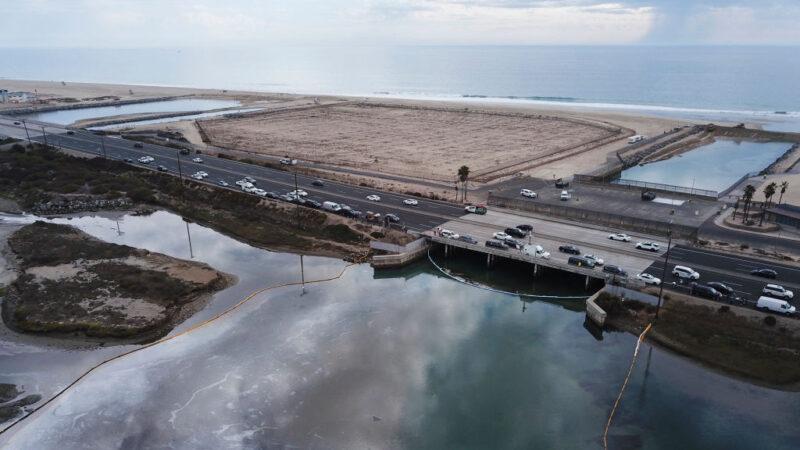加州漏油浩劫 疑塞船致船锚撞击海底油管酿祸