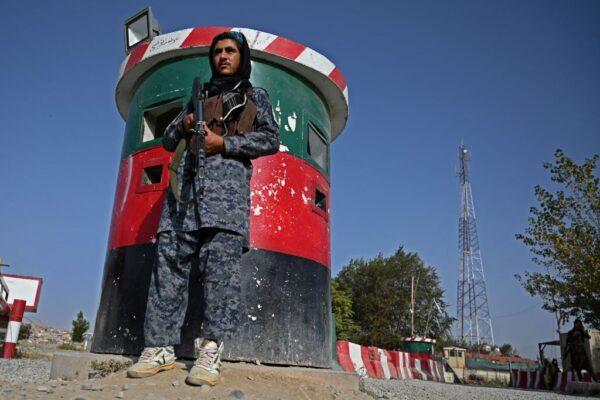 阿富汗撤军后 美国与塔利班将首次会谈