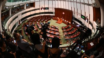 香港通過電影審查法 違法最高監禁三年