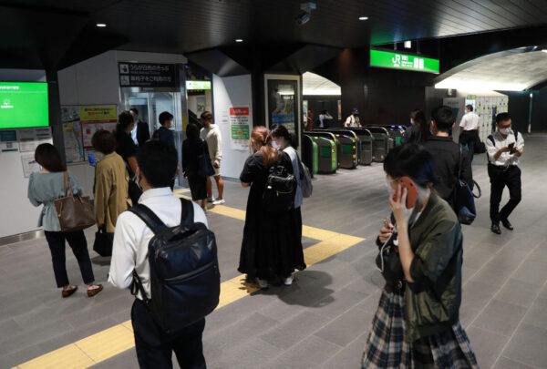東京附近發生6.1級強震 250戶斷電 機場緊急關閉
