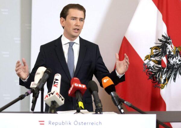 陷贪腐丑闻 奥地利总理难顶压力下台