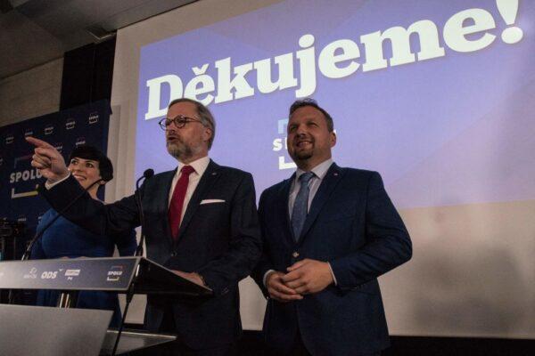 捷克大選 反對聯盟驚險勝 共產黨被踢出國會