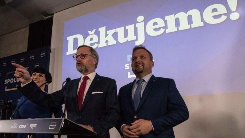 捷克大选 反对联盟惊险胜 共产党被踢出国会