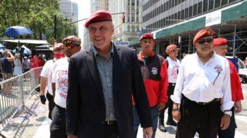 涂鸦污染纽约 共和党市长候选人誓言清除