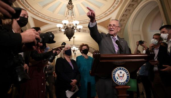 美参院达成短期债务上限协议 缓解政府爆雷