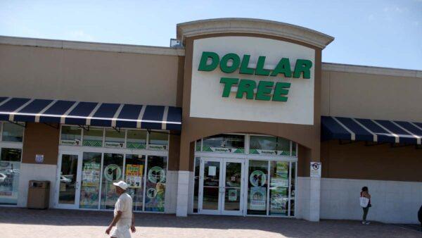 通货膨胀加剧  Dollar Tree公司考虑涨价