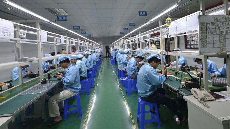 中國限電衝擊供應鏈 或引發電子產業遷移