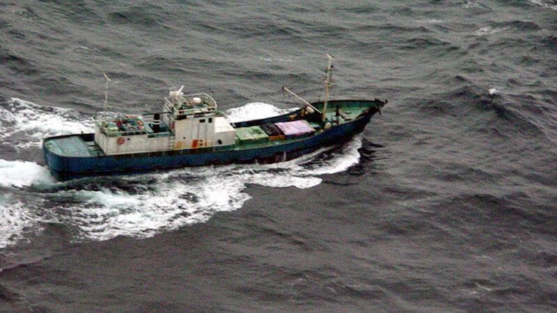 朝鲜船只携对空飞弹装备 曾现踪日本渔场