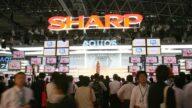 【财经100秒】终结海信纠纷 夏普重返美电视市场 鸿海墨厂生产