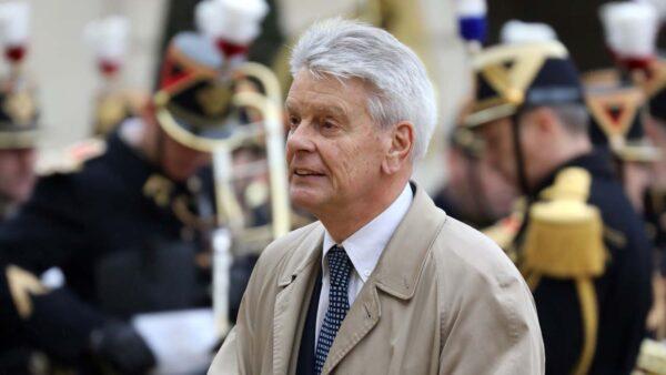 中共戰狼恐嚇無效 法國議員宣布下週訪台
