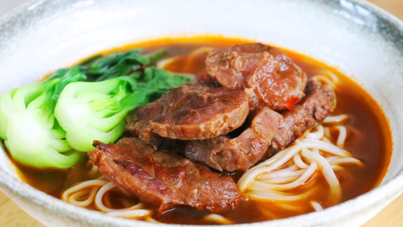 【美食天堂】紅燒牛肉麵做法~香濃美味最好吃
